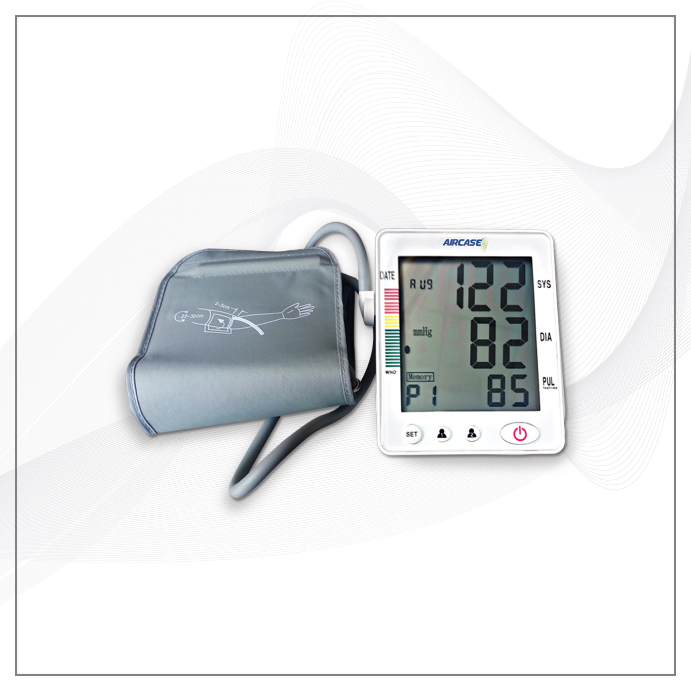 Abc Tıp Sağlık Elektronik Cihazlar ve Hatane Ekipmanları AC 302