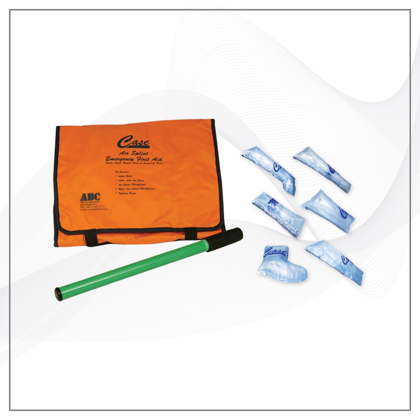 Abc Tıp Sağlık İlk Yardım Sarf Malzemeler AB 02