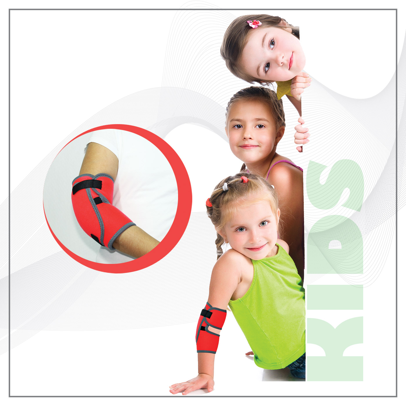 Abc Tıp Sağlık Ortopedik Çocuk Ürünleri JB  2307