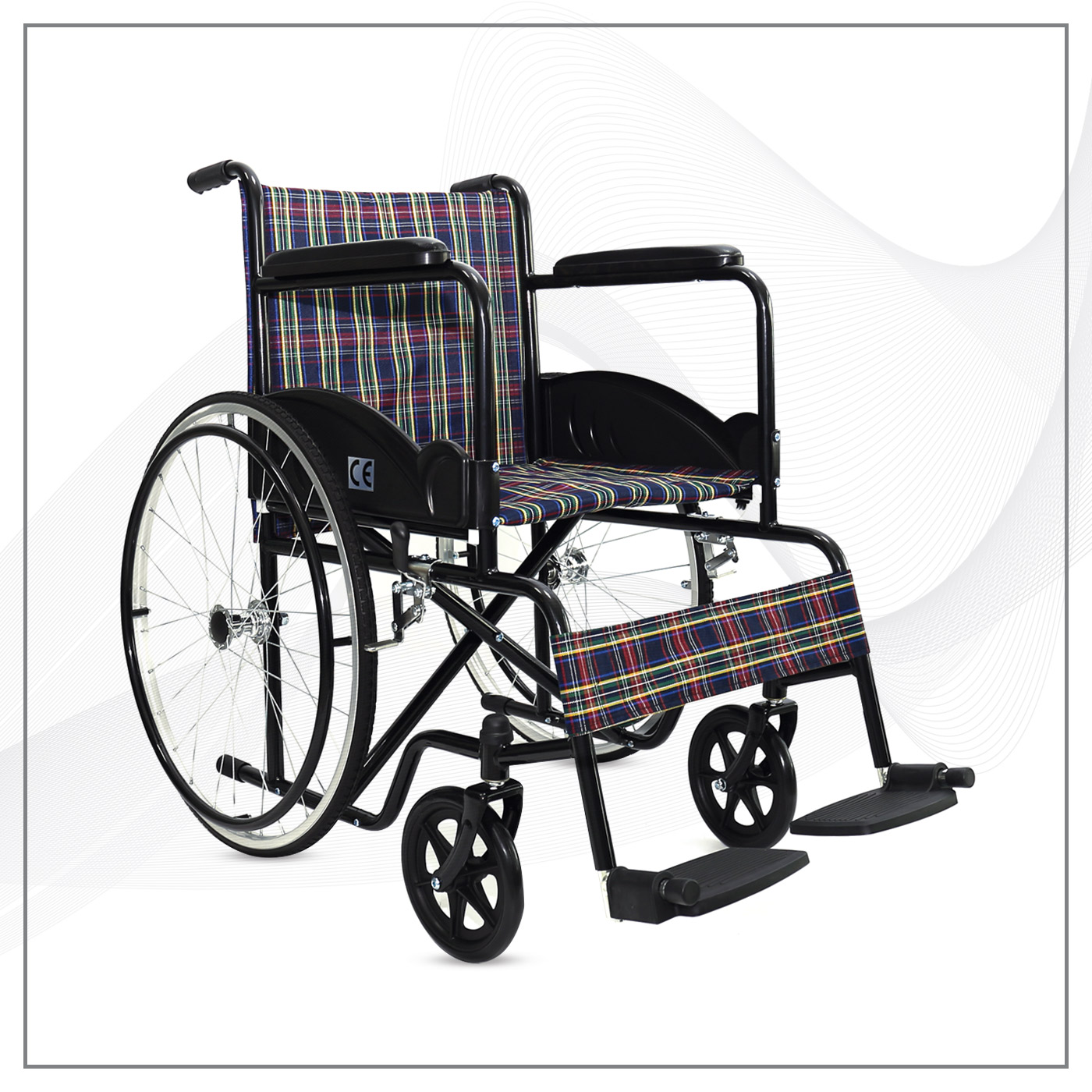 bc Tıp Sağlık Tekerlekli Sandalye ve Oturaklar AL 08-01 BD