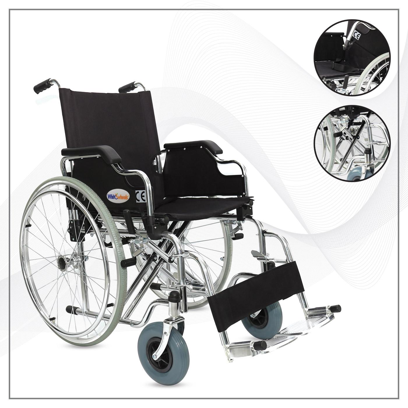 bc Tıp Sağlık Tekerlekli Sandalye ve Oturaklar AL 08-04 A KD