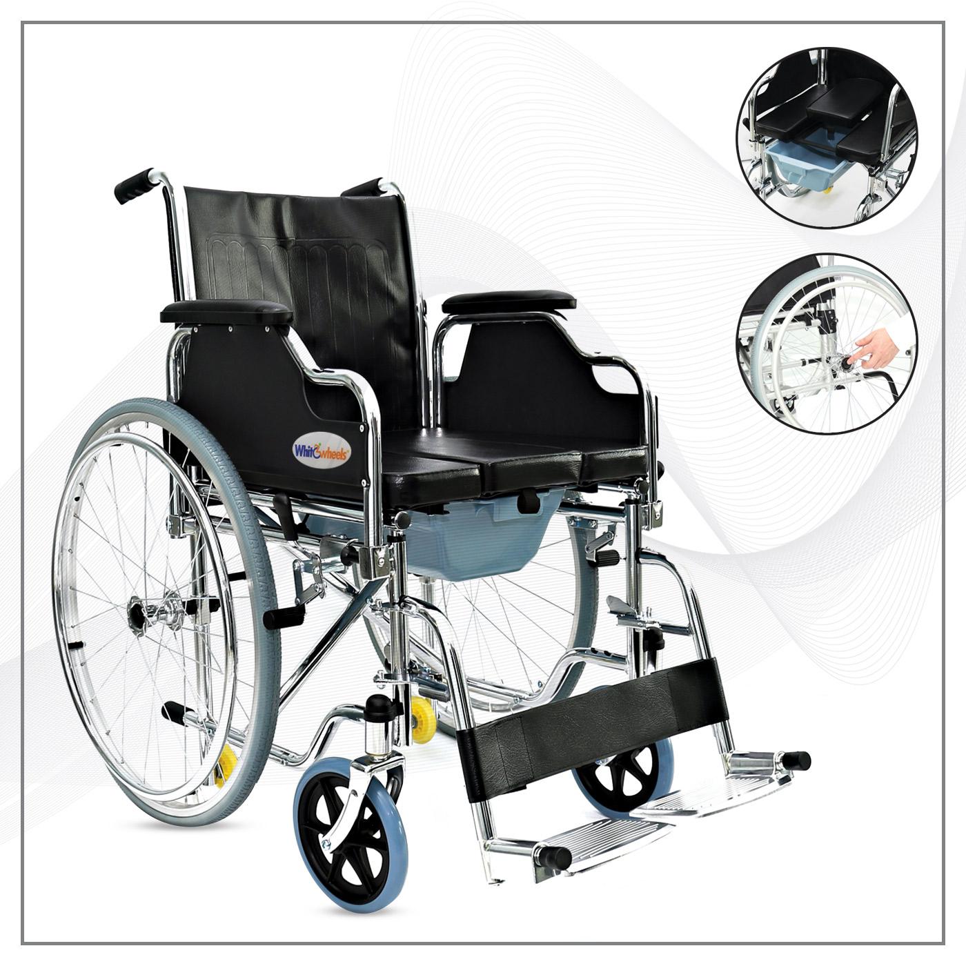 bc Tıp Sağlık Tekerlekli Sandalye ve Oturaklar AL 08-04 L