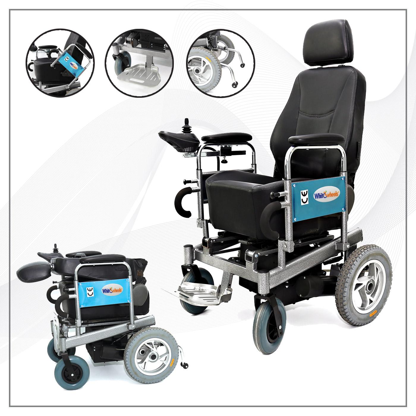 Abc Tıp Sağlık Tekerlekli Sandalye ve Oturaklar AL 08-25